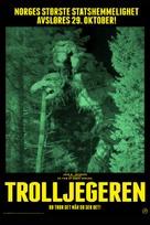 Trolljegeren - Norwegian Movie Poster (xs thumbnail)