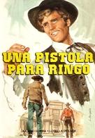Una pistola per Ringo - Argentinian DVD cover (xs thumbnail)