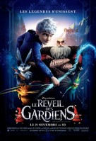 Rise of the Guardians - Canadian Movie Poster (xs thumbnail)