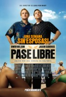 Hall Pass - Colombian Movie Poster (xs thumbnail)