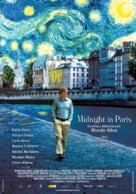Midnight in Paris - Spanish Movie Poster (xs thumbnail)