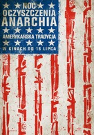 The Purge: Anarchy - Polish Movie Poster (xs thumbnail)