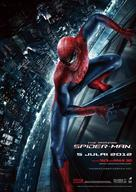 The Amazing Spider-Man - Malaysian Movie Poster (xs thumbnail)