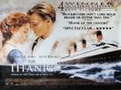 Titanic - British Movie Poster (xs thumbnail)