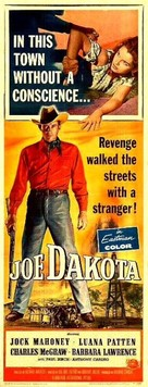 Joe Dakota - Movie Poster (xs thumbnail)