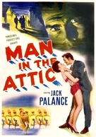 Man in the Attic - DVD cover (xs thumbnail)