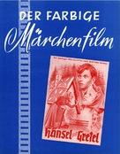 Hänsel und Gretel - German Movie Cover (xs thumbnail)