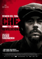 Che: Part One - German Movie Poster (xs thumbnail)