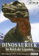 """""""Walking with Dinosaurs"""" - German Movie Cover (xs thumbnail)"""