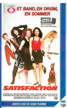 Satisfaction - Norwegian VHS movie cover (xs thumbnail)