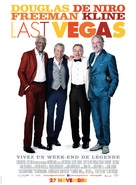 Last Vegas - French Movie Poster (xs thumbnail)