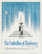 Les parapluies de Cherbourg - Movie Poster (xs thumbnail)