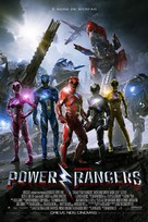 Power Rangers - Brazilian Movie Poster (xs thumbnail)