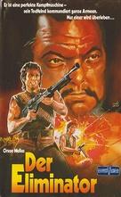 Tepepa - German VHS cover (xs thumbnail)