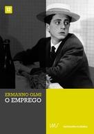 Il posto - Portuguese DVD cover (xs thumbnail)