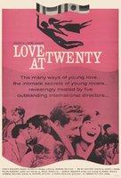 L'amour à vingt ans - Movie Poster (xs thumbnail)