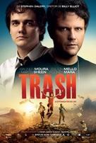 Trash - Brazilian Movie Poster (xs thumbnail)