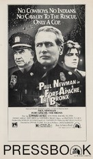 Fort Apache the Bronx - poster (xs thumbnail)