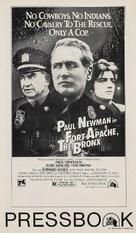 Fort Apache the Bronx - poster (xs thumbnail)