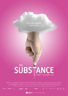 The Substance: Albert Hofmann's LSD - German Movie Poster (xs thumbnail)