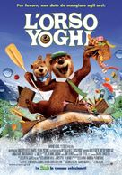 Yogi Bear - Italian Movie Poster (xs thumbnail)