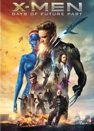 X-Men: Days of Future Past - DVD movie cover (xs thumbnail)