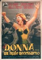 I Am a Camera - Italian Movie Poster (xs thumbnail)