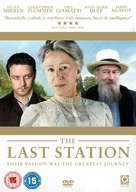 The Last Station - British Movie Cover (xs thumbnail)