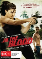 In the Blood - Australian DVD movie cover (xs thumbnail)