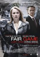 Fair Game - Vietnamese Movie Poster (xs thumbnail)