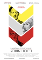 The Last of Robin Hood - Spanish Movie Poster (xs thumbnail)