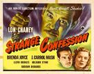 Strange Confession - Movie Poster (xs thumbnail)