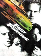 The Fast and the Furious - French Movie Poster (xs thumbnail)