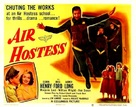 Air Hostess - Movie Poster (xs thumbnail)