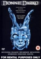Donnie Darko - British DVD movie cover (xs thumbnail)