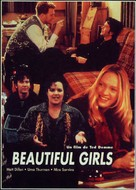 Beautiful Girls - French Movie Poster (xs thumbnail)