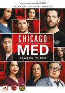 """Chicago Med"" - Danish Movie Cover (xs thumbnail)"