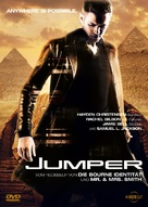Jumper - German Movie Cover (xs thumbnail)