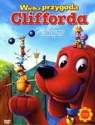 Clifford's Really Big Movie - Polish Movie Cover (xs thumbnail)