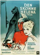Helen of Troy - Danish Movie Poster (xs thumbnail)