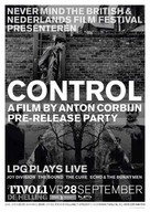 Control - Dutch Movie Poster (xs thumbnail)