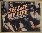 I'll Sell My Life - Movie Poster (xs thumbnail)