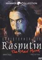 Rasputin: The Mad Monk - DVD movie cover (xs thumbnail)