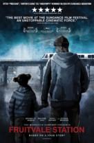 Fruitvale Station - Danish Movie Poster (xs thumbnail)