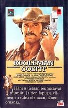 A Man Called Sledge - Finnish VHS cover (xs thumbnail)