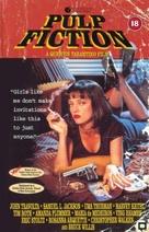 Pulp Fiction - British VHS cover (xs thumbnail)