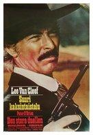 Il grande duello - Finnish Movie Poster (xs thumbnail)