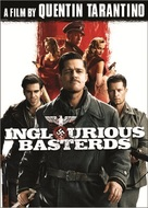 Inglourious Basterds - DVD cover (xs thumbnail)