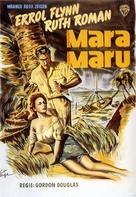 Mara Maru - German Movie Poster (xs thumbnail)