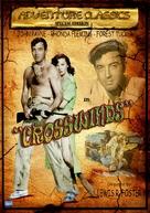 Crosswinds - DVD cover (xs thumbnail)